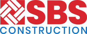 SBS Construction - Logo